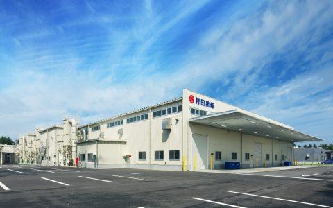 村田発條㈱ 清原工場増築工事